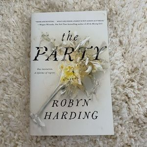 Robyn Harding The Party Novel